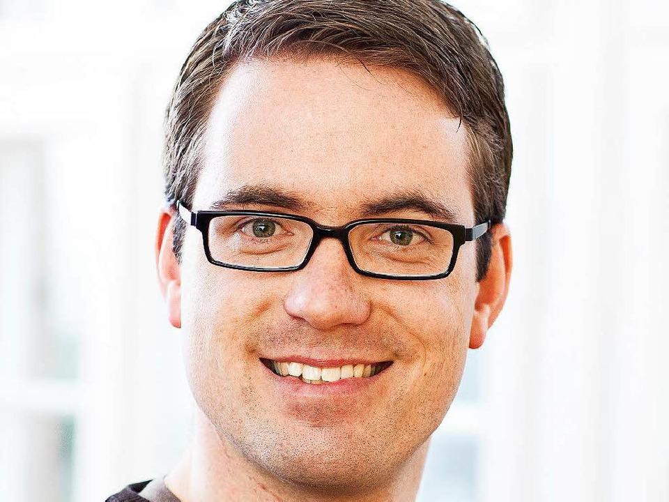 Nils Vogelsang von der Fachstelle gegen sexuellen Missbrauch.  | Foto: privat