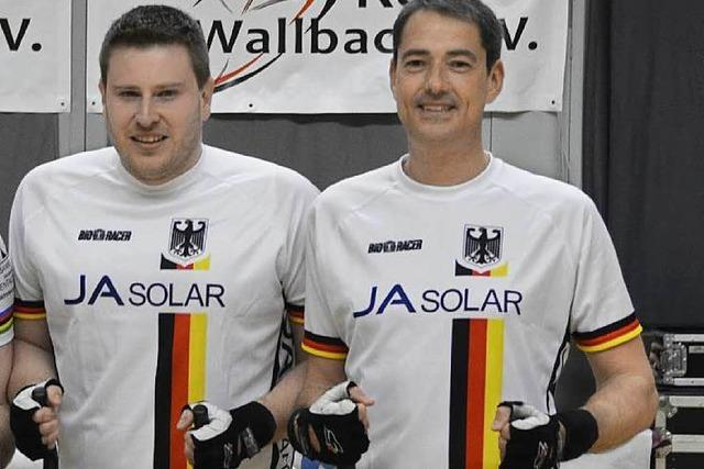Radball-EM 2016 in Wallbach