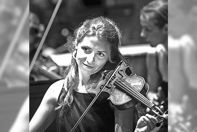 Freiburger Orchestergesellschaft im Kultur- und Bürgerhaus in Denzlingen
