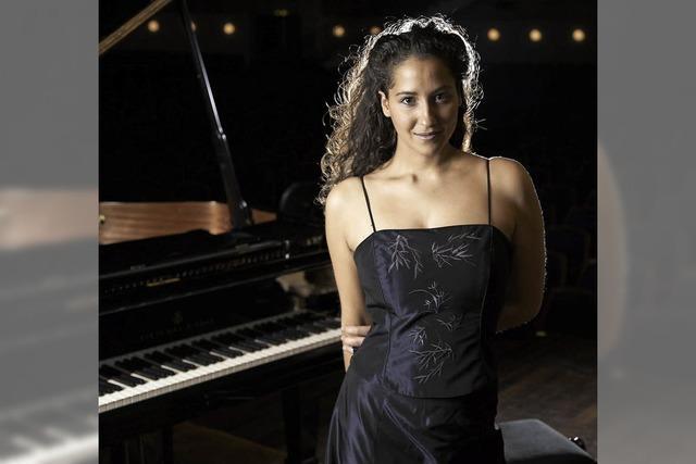 Erzählkonzert mit der Pianistin Meryem Natalie Akdenizli
