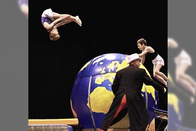 Magie und Akrobatik
