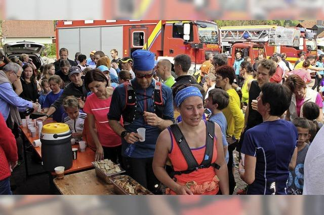 400 Läufer unterwegs für Kamerun