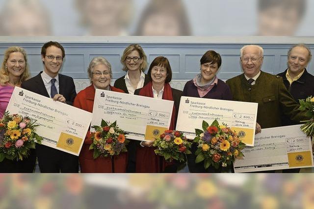 10 000 Euro für Bedürftige