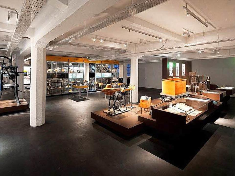 So sollen die Innenräume in der  Tonofenfabrik einmal aussehen.  | Foto: Stadt Lahr
