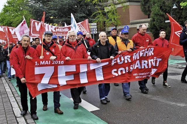 Gewerkschaft: Gute Arbeit zu guten Bedingungen
