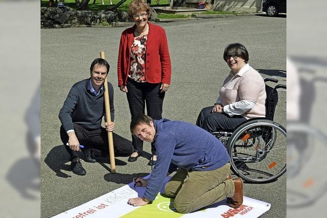 Aktionstag zur Gleichstellung von Menschen mit Behinderung