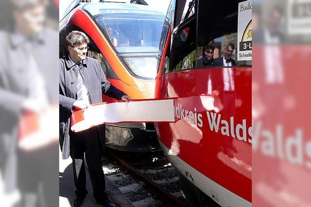 Neue Züge für Hochrheinbahn