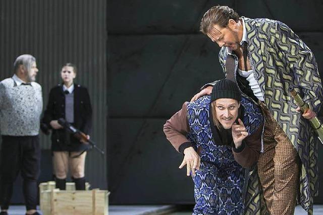 Oper Veremonda: Eine verbotene Romanze