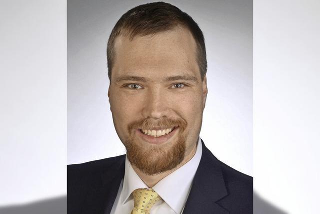 Dirk Hoenes dritter Bewerber bei Wahl in Wyhl