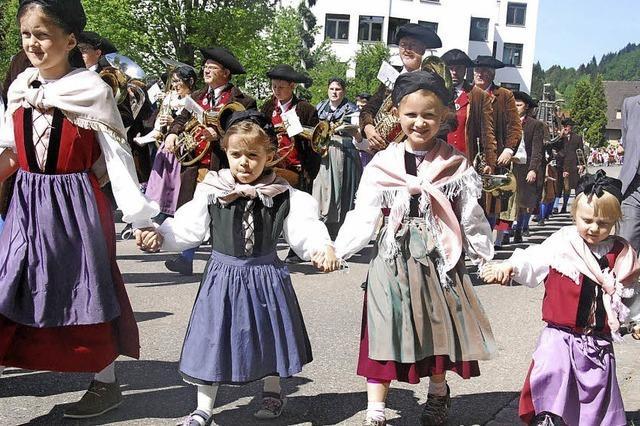 Hebelfest in Hausen und Schatzkästlein in Lörrach