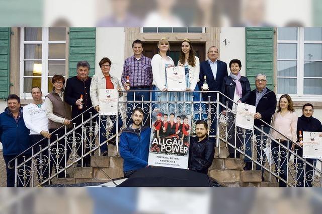 Königschaffhausen lädt am Wochenende zum 60. Kirschenfest