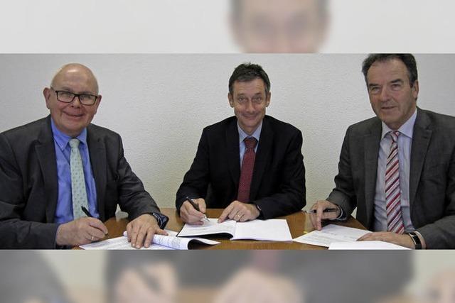 Gemeinde und Badenova weiter Partner