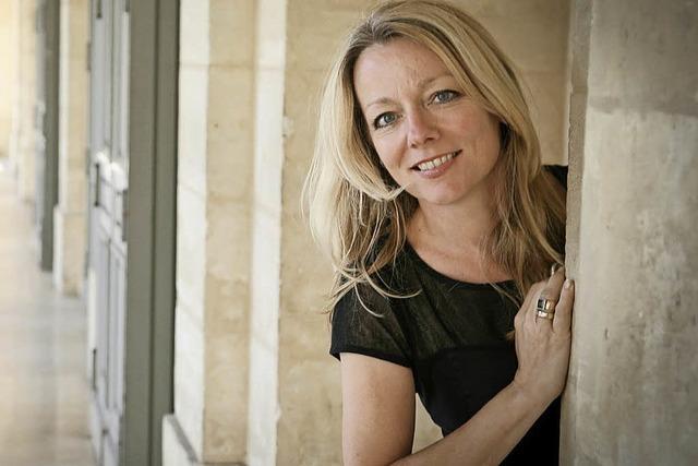 Die Französin Murielle Rousseau stellt ihr neues Backbuch