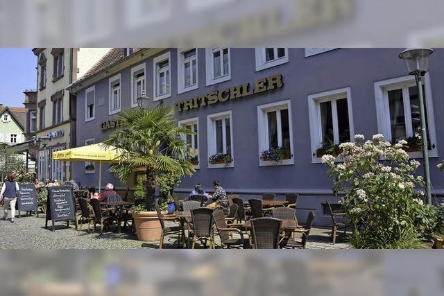 Nächtlicher Einbruch in Offenburger Traditionsgasthaus