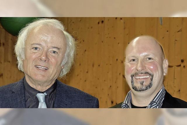 Peter Bauer führt den Turnverein
