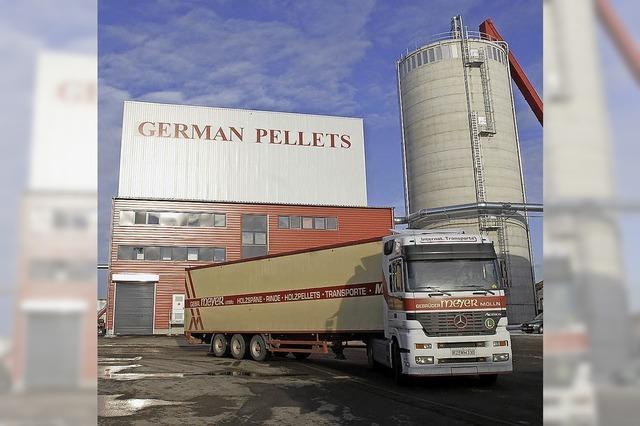 Übernahme von German Pellets ist perfekt