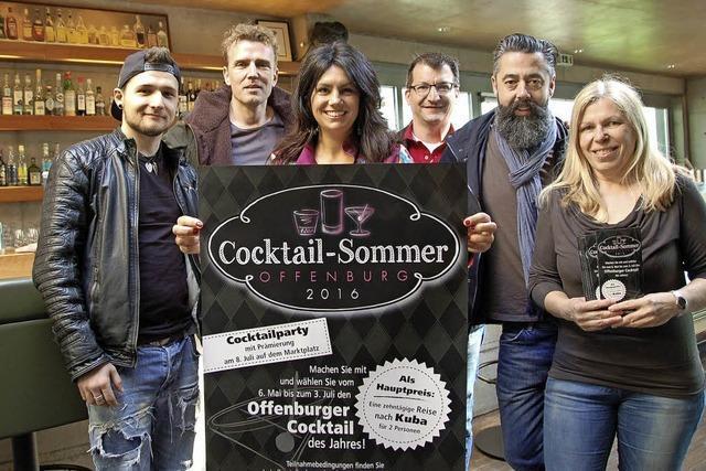 Der beste Cocktail der Stadt