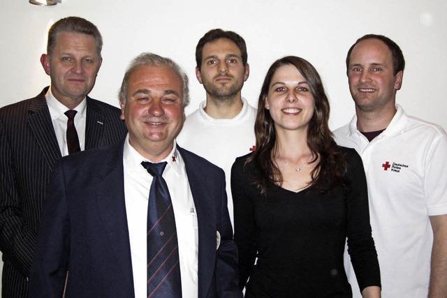 Werner Eckert gibt Amt ab