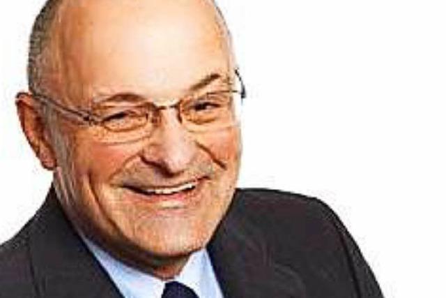 Eschbachs Ex-Bürgermeister Harald Kraus geht zur AfD - nach 45 Jahren CDU