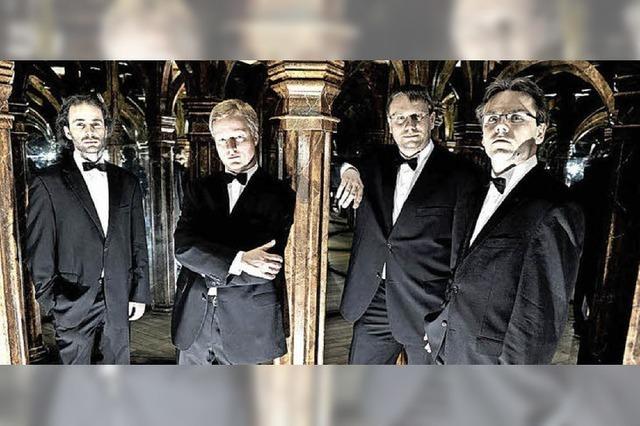 Dénes Varjón sowie das Minguet- und Zemlinsky-Quartett