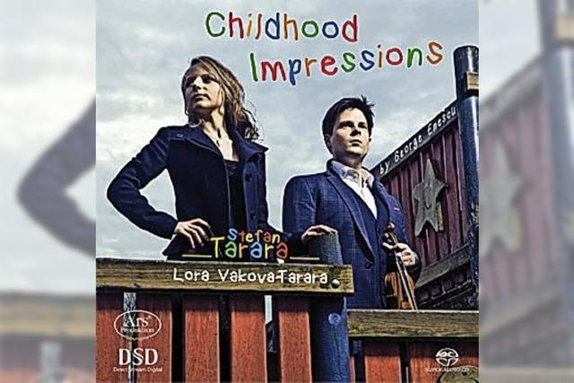CD: KLASSIK: Die Finessen der Geige