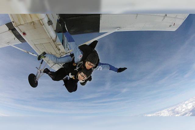 WEINKÖNIGIN AUF TOUR: Höhenflug und Absturz – in nur einer halben Stunde