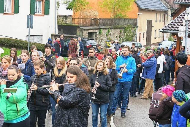 Mutige Idee: Dillendorf holt Fasnachtsumzug nach