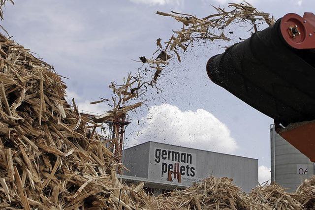 German Pellets ist gerettet