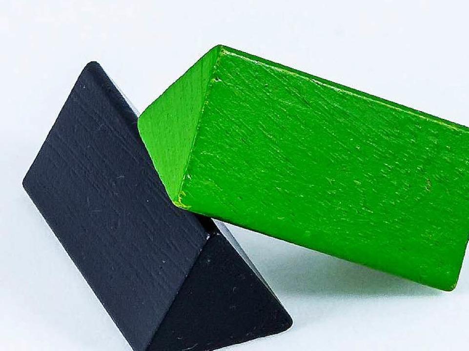 Grün und Schwarz sind sich bei den Koalitionsverhandlungen näher gekommen.  | Foto: Carlotta Huber