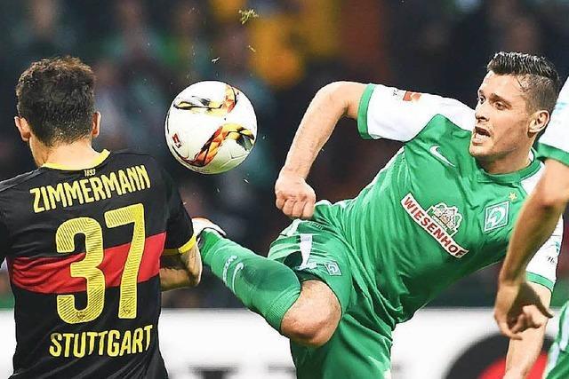 Werder Bremen demütigt die Stuttgarter mit 6:2-Erfolg