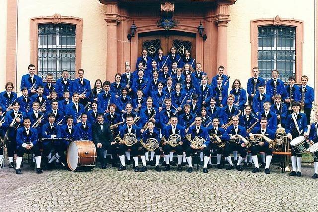 Waldkircher Jugendblasorchester trifft Ehemalige