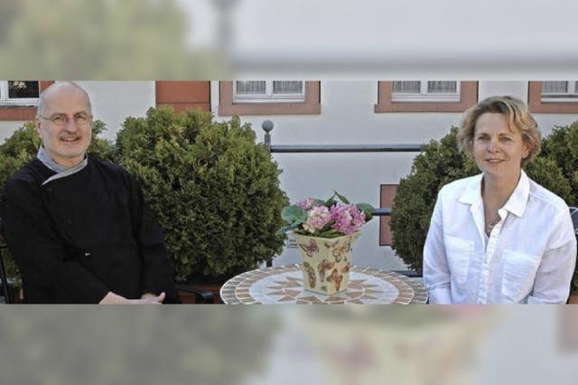 Zwei neue Klostermeister übernehmen