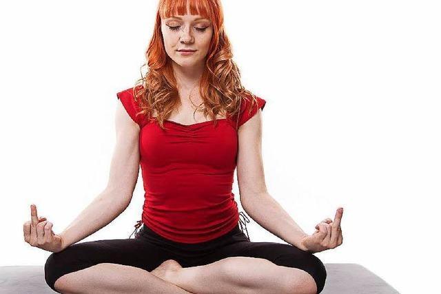Wut-Yoga in Kanada: Meditation mit Stinkefinger