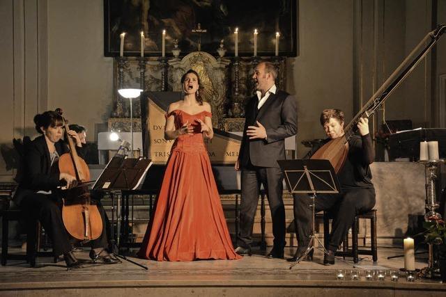 Operetten, Arien und Liebesduette