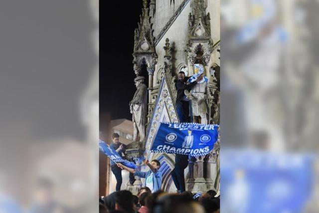 Leicester City - wenn aus Nullen Helden werden