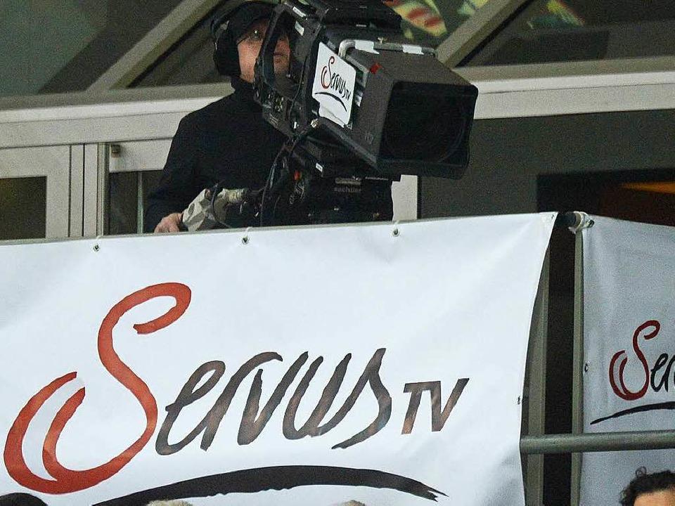 Servus TV hat durch die Übertragung vo...fsehen gesorgt – aber nicht nur.  | Foto: dpa