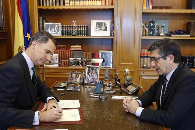 Spanien wählt im Juni neu