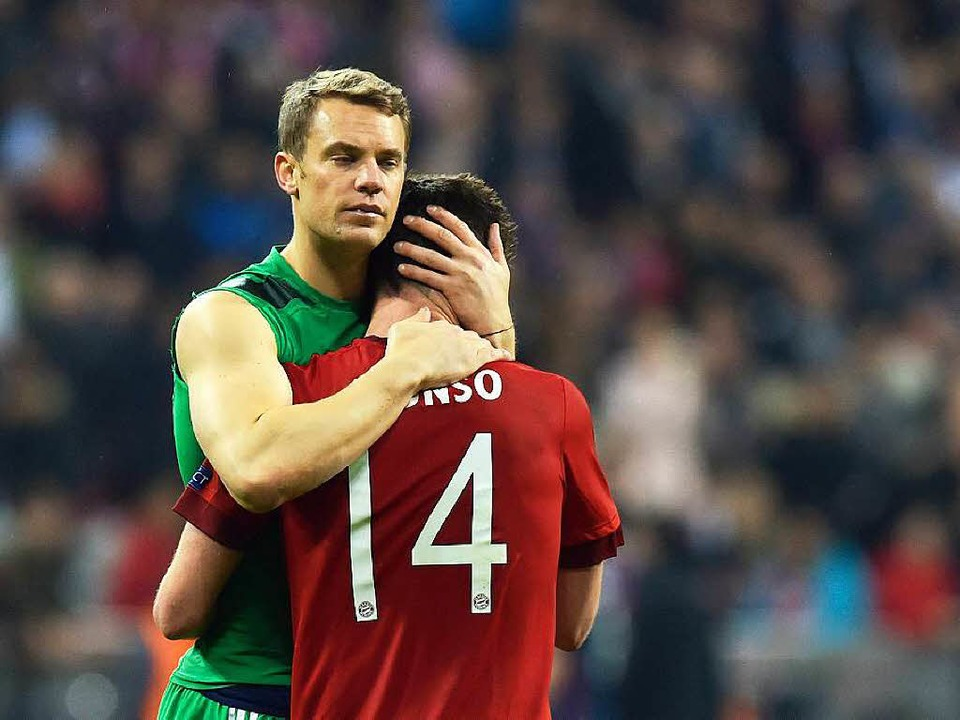 Wer über das Bayern-Aus gegen Atlético Madrid jubelt, liebt den Fußball  nicht - Kommentare - Badische Zeitung