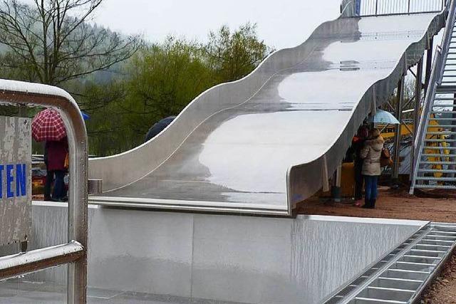 Neues Freibad öffnet erst am 21. Mai