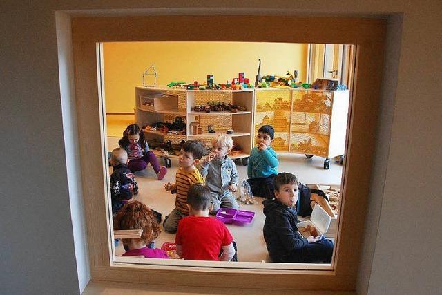 In Weil am Rhein fehlen mehr als 100 Kindergartenplätze