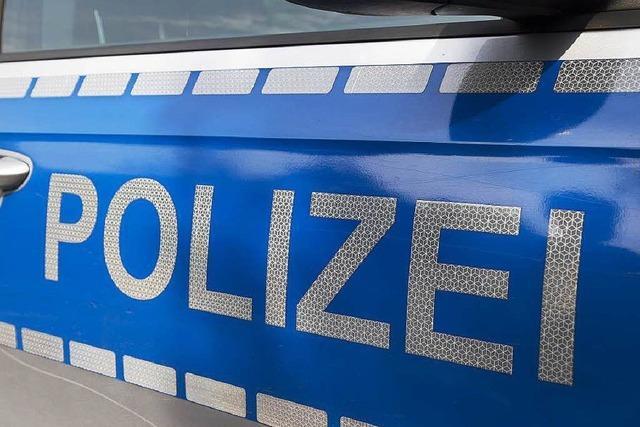 Fünf Verkehrsunfälle mit drei Verletzten auf der A5