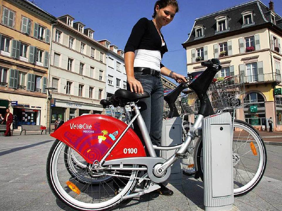 Bekommt Freiburg endlich, was Mulhouse und andere Städte längst haben?  | Foto: Thierry Gachon
