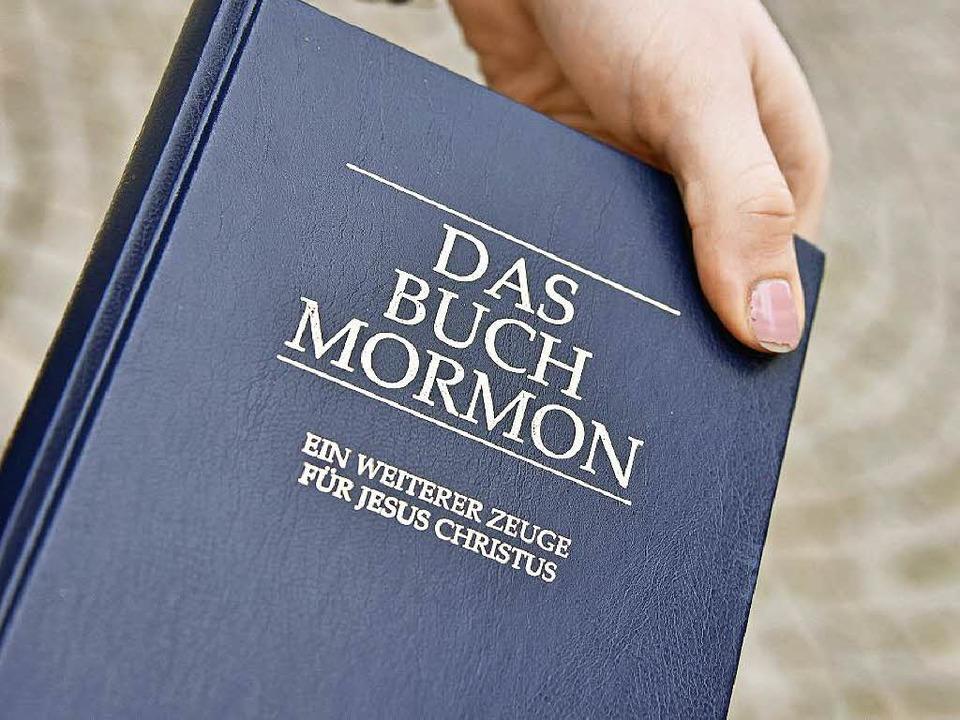 Buch Der Mormonen