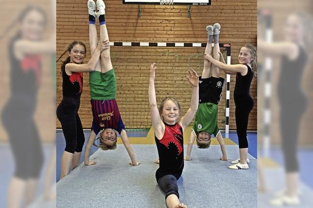 Super trainiert – klasse talentiert