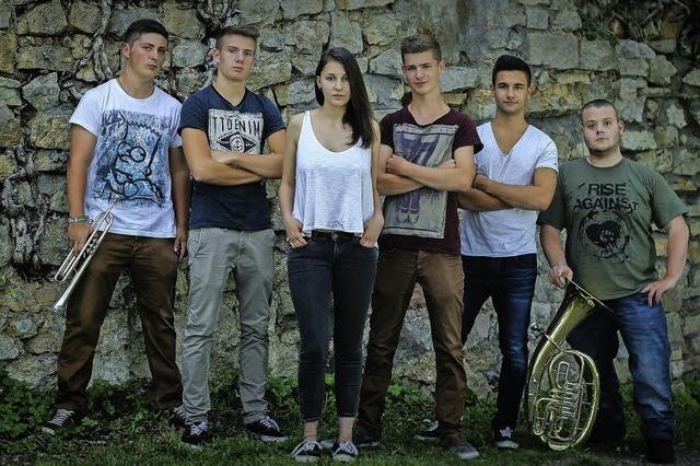 Fünf Bands aus der Region präsentieren sich erstmalig im Schlachthof