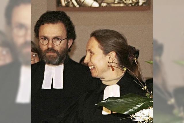 Pfarrer Haßler vor neuer Aufgabe