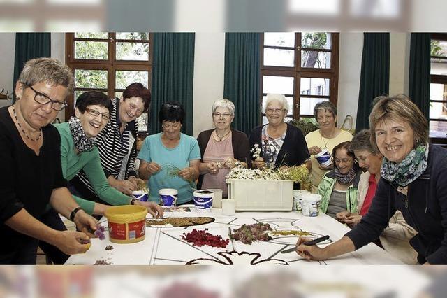 Frauen, die das Kirchenleben prägen