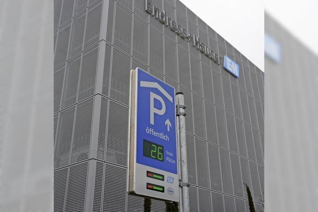 Roche mietet in Weil 250 Parkplätze