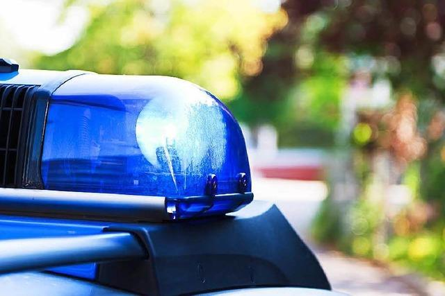 Fünf Verletzte nach Auffahrunfall auf der Autobahn