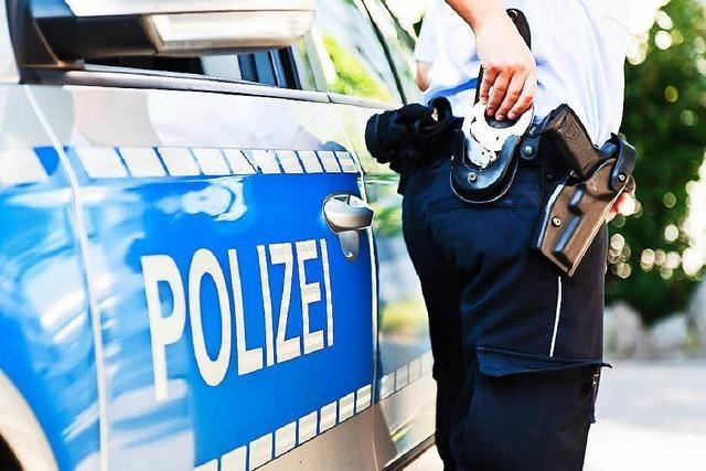 Bewaffneter Raubüberfall auf Tankstelle